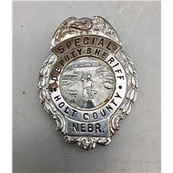 Vintage Deputy Sheriff Badge