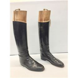 Antique Riding Boots