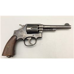 M. 1905 Smith and Wesson .38 Special