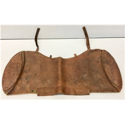 Antique Lockable Saddlebags