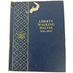 Complete Book of Walking Liberty Half Dollars