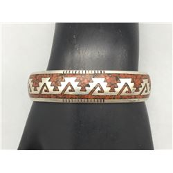 Tommy Singer Chip Inlay Bracelet