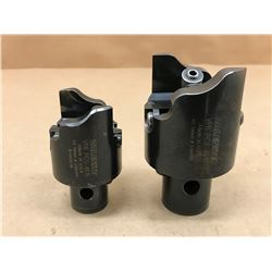 (2) VALENITE VPB PC5-4515 & VPB PC6-4615 BORING HEAD