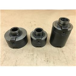 (3) SANDVIK MISC. EXTENSION  ADAPTER *SEE PICS FOR PART #*