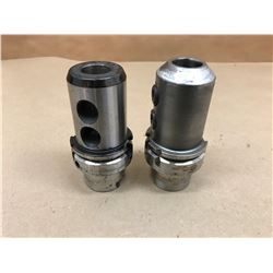 (2) SYIC & COMMAND MISC. COLLET CHUCK *SEE PICS FOR PART #*