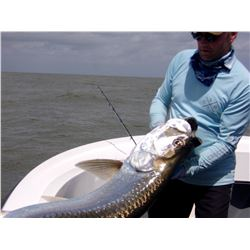 3-day Costa Rica Tarpon Fishing Trip for One Angler