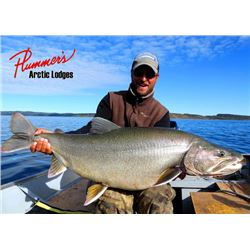 3-day NWT Trophy Lake Trout and Arctic Grayling Fishing Trip for Two Anglers