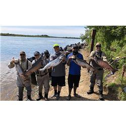 5-day Alaska King Salmon Fishing Trip for One Angler