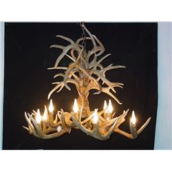 Sanctuary Whitetail Chandelier