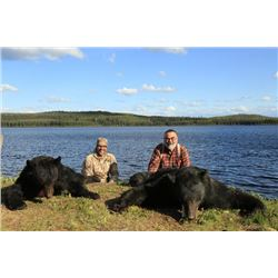5-day British Columbia Black Bear Hunt for One Hunter