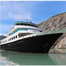 Alaska's Inside Passage 9-Night, 10-Day Cruise for 2