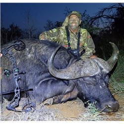 7-day South Africa Hunt with $3,000 Towards Trophy Fees with Tom Miranda