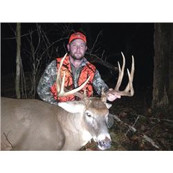 5-day Minnesota Northeastern Whitetail Deer Hunt for Two Hunters