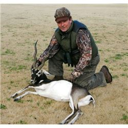 5-day Argentina Ram, Blackbuck and Wild Boar Hunt for Three Hunters