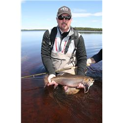 5-night/6-day Newfoundland Brook Trout and Northern Pike Fishing Trip for Two Anglers