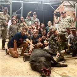 She Hunts Skills Camp for Women Plus Trophy Scimitar