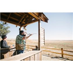 2-day California Pheasant or Chukar Shoot and Wine Tasting Experience for Eight Shooters