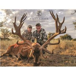 6-day Argentina Red Deer, Water Buffalo and Two Blackbuck for Two Hunters