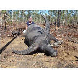 5-day Australia Water Buffalo Cull, Wild Boar Hunt and Fishing for One Hunter and One Observer