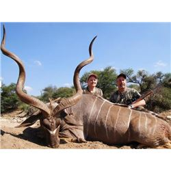 10-day South Africa Plains Game Safari for Two Hunters