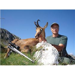 5-day Spain Best Available Cantabrian Chamois Hunt for One Hunter and One Observer