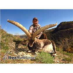 10-day Spain Southeastern Ibex, Beceite Ibex and Ronda Ibex Hunt for Two Hunters and Two Observers