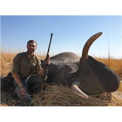 14-day Namibia Non-Exportable Elephant Hunt for One Hunter and One Observer
