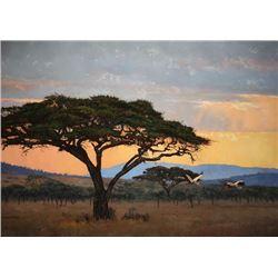 Original Oil Painting by Linda Besse