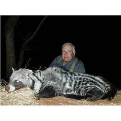 7-day South Africa Small Game Safari for One Hunter and One Observer