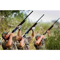 4-day Argentina Dove Shoot for Fourteen Hunters