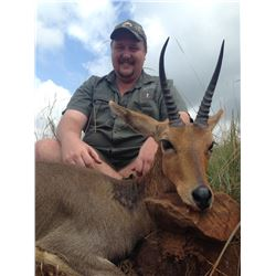 10-day South Africa Plains Game Hunt for One Hunter and One Observer