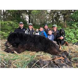 6-day Luxury Yacht Alaska Black Bear Hunt, Swarovski Optics, Stone Glacier Gear and Ruger Firearm Pa