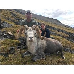 15-day British Columbia Stone Sheep Hunt for One Hunter