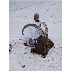 9-Day Tajikistan Mid-Asian Ibex for One Hunter