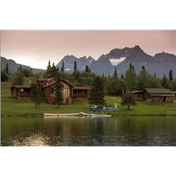 7-Day/6-Night Alaskan Dream Vacation for Two