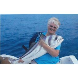 6-day Zihuatanejo Sport Fishing Trip for One Angler