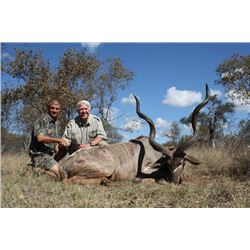 7-day South Africa Hunt with $1,000 Credit for Four Hunters and Four Observers