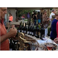 Private Wine Tasting for up to Fifty People