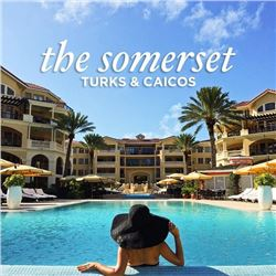 6 Night / 7 Day Stay in Turks & Caicos Private Condo