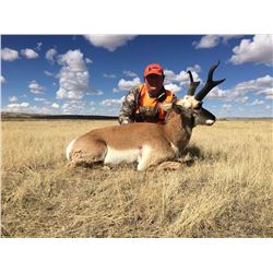 3 Day Colorado Antelope Hunt #1