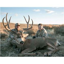 Mule Deer Hunt Colorado #1