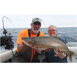 2 Half Days Lake Ontario Fishing for 4 w/Bill Saiff Jr #2