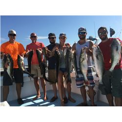 1/2 Day Eastern Shore Maryland Fishing Trip