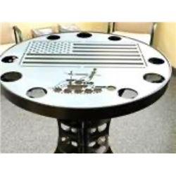 Custom High-top Bar Table