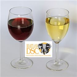 Special Labeled Case of Heartland DSC Wine