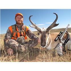 2020 Colorado Statewide Pronghorn License