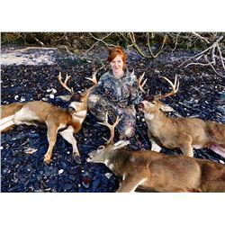 Alaska Sitka Blacktail Deer Hunt for One (1) Hunter