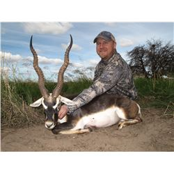 6-Day Fully Guided Blackbuck & Dove Hunt For Two (2) Hunters