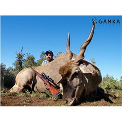 7-Day Hunt in Eastern Cape South Africa for Four (4) Hunters