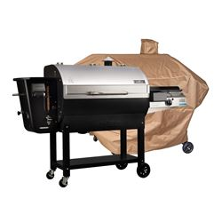 Camp Chef WiFi Pellet Smoker Package